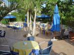 Onsite bar/restaurant sun terrace