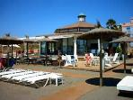 Local nearby beach only 300 metres from villa