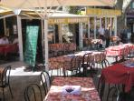 Chez Claude - Excellent local restaurant - one of our favourites