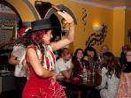 Traditional Spanish Dance in bars and restaurants around 3 marinas (Estepona, Marbella & Duquesa)