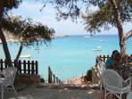 Konnos Bay, near Cape Greko, a 15 minute drive from the villa