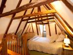 The loft main bedroom