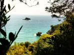 Beautiful Beach 10 mins far away from  Skafonas Apartments, Pelekas | Corfu | Greece