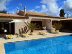 Villa with large private  pool and hot tube