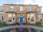 The Elms, an impressive detached Victorian house (sleeps 12), is presented to a very high standard.