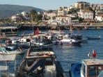 Gulluk Traditional Fishing Village