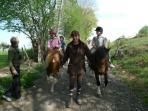 Children's riding