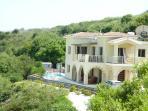 The Villa Vouno Thea