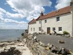 House on the Rock lies at the far end of Pittenweem harbour