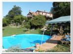 Doccione di Sotto - view from pool