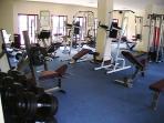 Fitnesstudio Gym