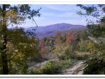 hiking and mountainbiking