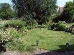 View of Garden at Slatters Cottage