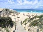 Bom Sucesso Beach - 5 mins drive. Life guard patrol