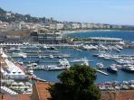 Enjoy the exclusive boutiques and jet set atmosphere of Cannes