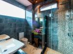 Most bedrooms have en-suite bathrooms
