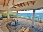 Incredible Ocean views from the Penthouse Suite
