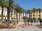 Nearby Ayamonte town