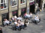 Cafe culture on your doorstep
