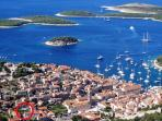 Amazing view of Hvar