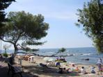 Beach Boulouris