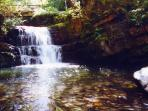 glyneath waterfall area