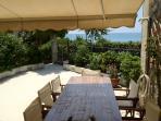 Villetta sul mare a soli cinque metri dalla spiaggia a Diamante Calabria