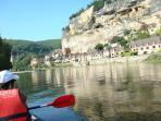 Canoe the Dordogne