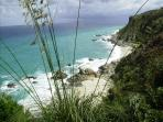 Zambrone Secluded Beach