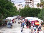 Street Markets - Torrevieja - Day or Night