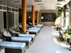 spa resting area