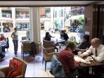 Princess Square next door ...cafe culture