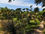 le jardin colonial
