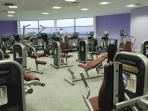 Meridian Leisure Louth, Gym Included.