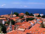 Historic Zadar is 20 minutes away.