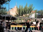 Castalla's Saturday and Tuesday market
