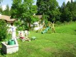 giardino per i bimbi