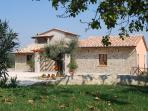 La Macina di Bettona farm holiday apartments complex