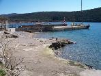 bigova beach