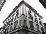 External of the prestigious building, Via Alfani n.27