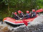 National White Water Centre, 9.5 miles from your accommodation