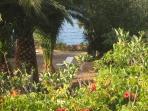 Giardino Solarium sul mare