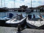 Harbour at Paphos