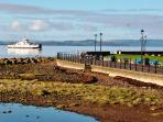 The largs boat