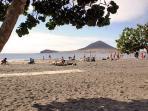 El Medano beach surfers paradise