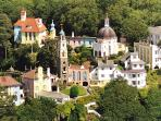 Portmeirion - just 15 minutes away