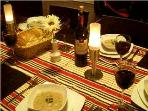 Dining in style Bansko Royal Towers Apartment 747