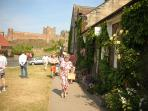 Bamburgh Village Teashops and Gift Shops voted one of best villages in England on your doorstep!
