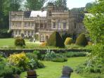 Forde Abbey, magnificent house and gardens, 20 mins away