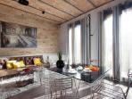 Luxury dessign Attic Near Ramblas